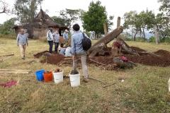 Mission Abbaya, Ethiopie