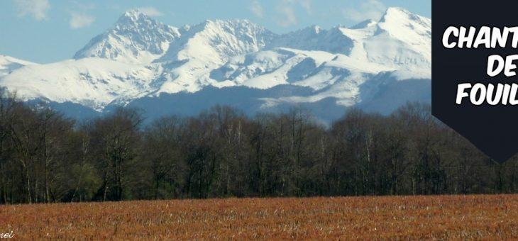 Prospection et sondage sur le plateau de Ger (Hautes-Pyrénées)