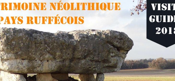 Visites guidées du chantier de fouilles des dolmens des Bourriges, Fouqueure (Charente)